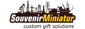 logo souvenir miniatur