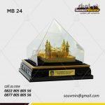 Souvenir Miniatur Masjid Riau