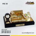 MB38 Souvenir Miniatur Gedung SSJT Group