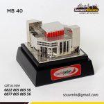 Souvenir Miniatur Bank Jatim