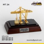 MT24 Miniatur Crane Chainport Academy Jakarta