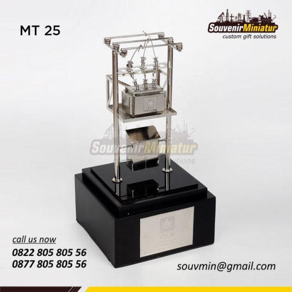 MT25 Miniatur Trafo PLN