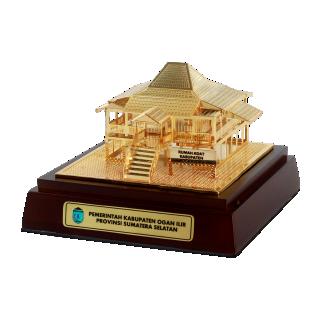 Miniatur Bangunan