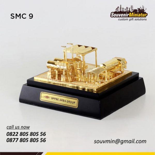 SMC09 Souvenir Miniatur Custom SPPBE Arba Group