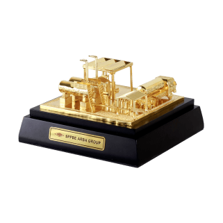 Souvenir Miniatur Custom Terbaik dan Berkualitas