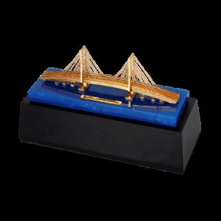 Souvenir Miniatur Jembatan Berkualitas Terbaik