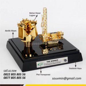 Miniatur Custom Berkualitas SouvenirMiniatur