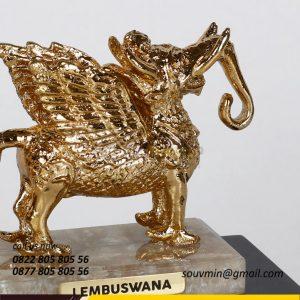 Souvenir Miniatur Lembuswana