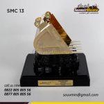 SMC13 Souvenir Miniatur Custom Bukit Asam