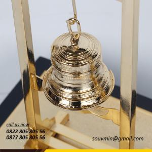 Souvenir Miniatur Lonceng Kyai Widya Purwaka