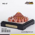 Miniatur Masjid untuk Souvenir Kenang-kenangan
