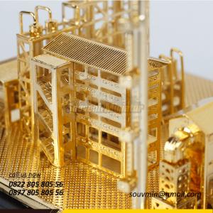Souvenir Miniatur Pertambangan Molindo