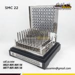 Souvenir Miniatur Custom Mesin Pencetakan Billet Alumunium