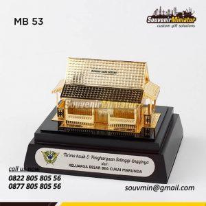 Read more about the article Tips Membuat Miniatur Rumah untuk Souvenir